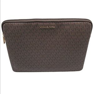 """Michael Kors Connie Padded Laptop Case Up to 15"""""""